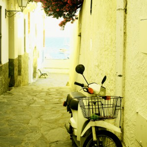 moped_gelb