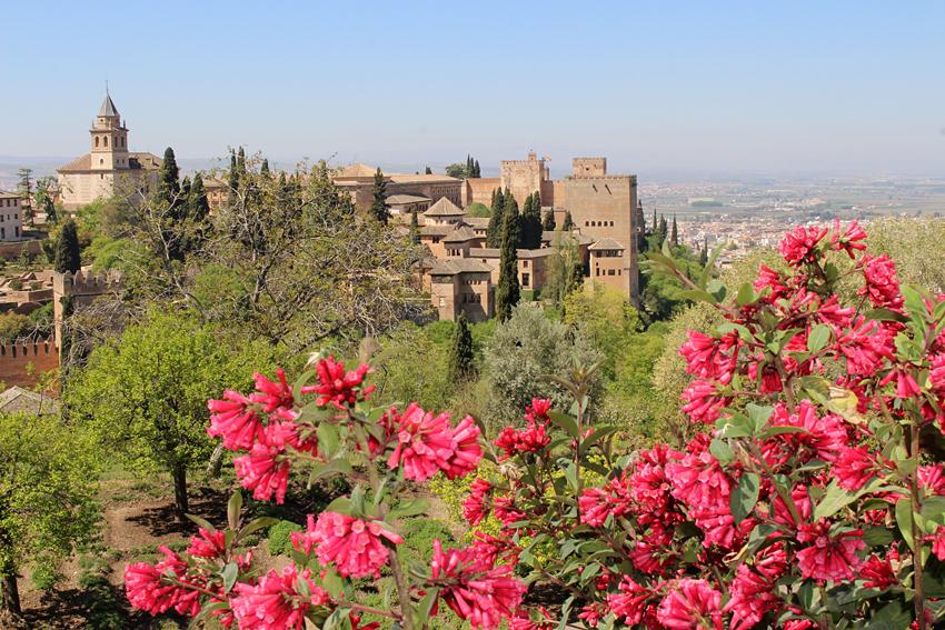 Andalusien – ein paar Blicke auf Alhambra
