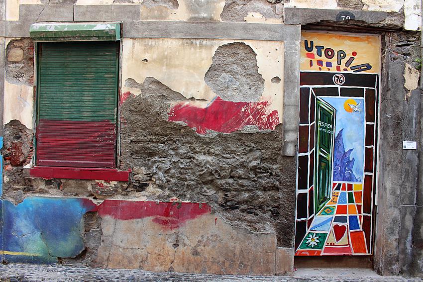 Die Türen von Funchal