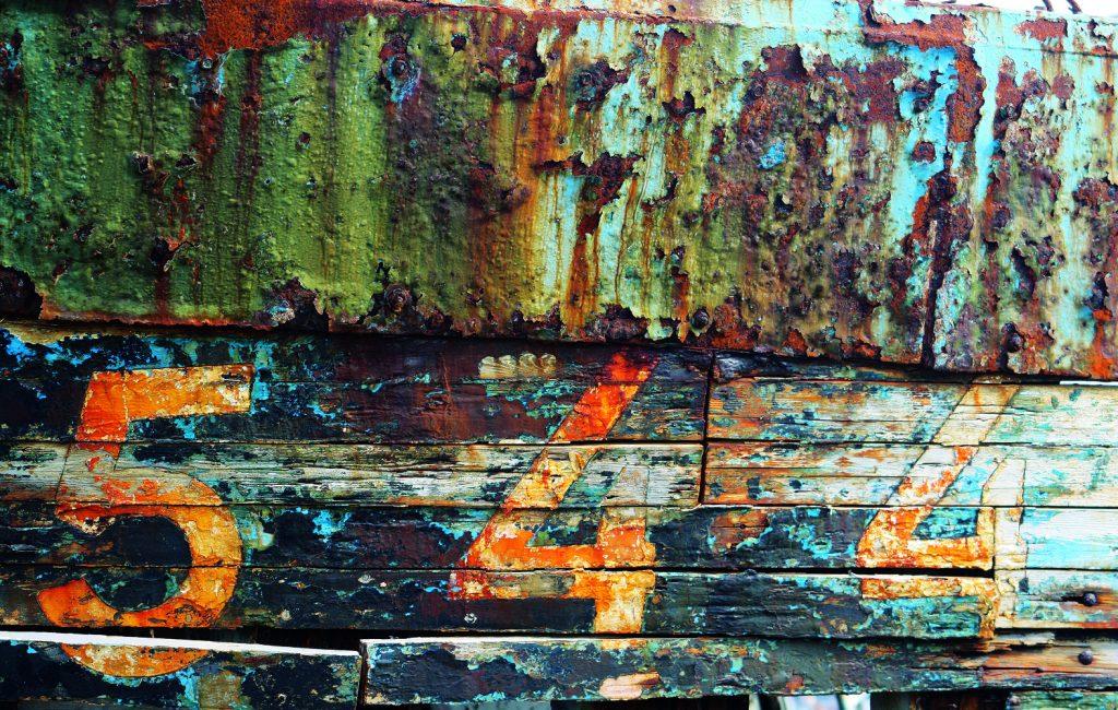 Der letzte Hafen – ein Schiffsfriedhof in der Bretagne