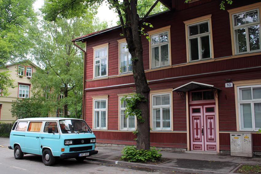Die Türen von Tallinn