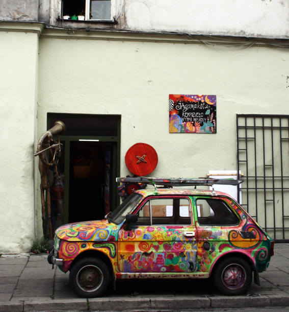 Bunter Fiat